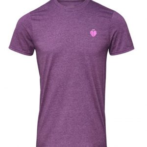 Rango T Shirt Purple With Pink Logo