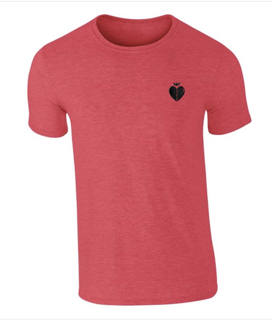 Rango T Shirt Red With Black logo